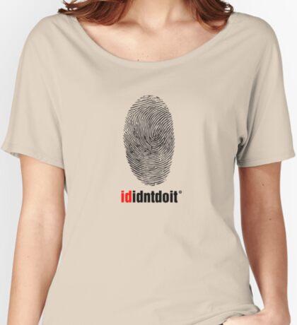 ididntdoit Women's Relaxed Fit T-Shirt
