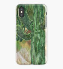 135. Saguaro Cactus (Arizona). iPhone Case