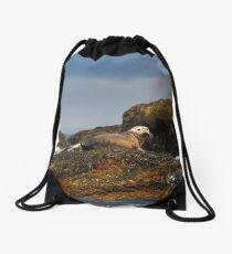Rock Star! Drawstring Bag