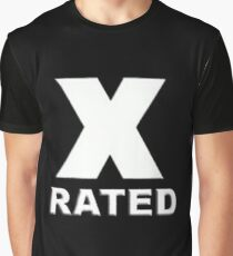 X-Rated Graphic T-Shirt