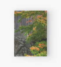 Fall at Sable River Mill Hardcover Journal
