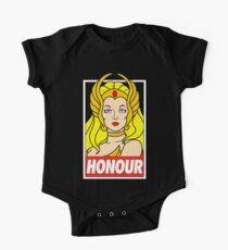 She-Ra - Ehre (UK Version) Baby Body Kurzarm