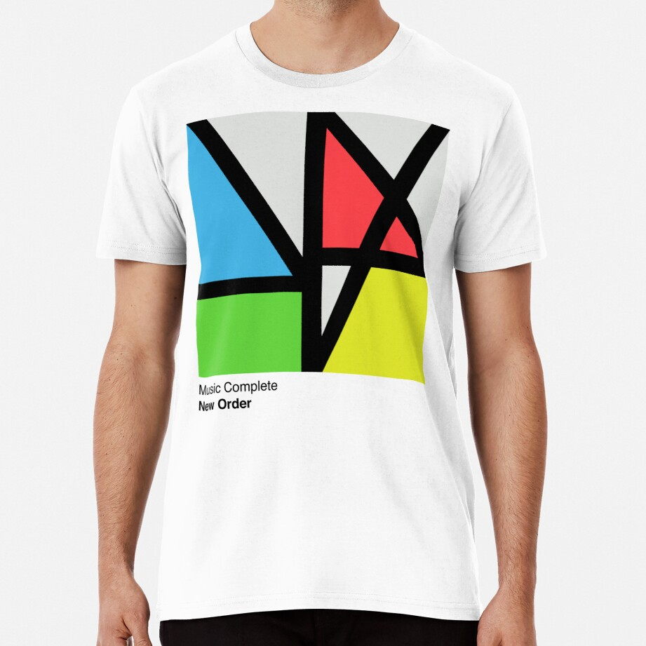 New Order - Music Complete Premium T-Shirt