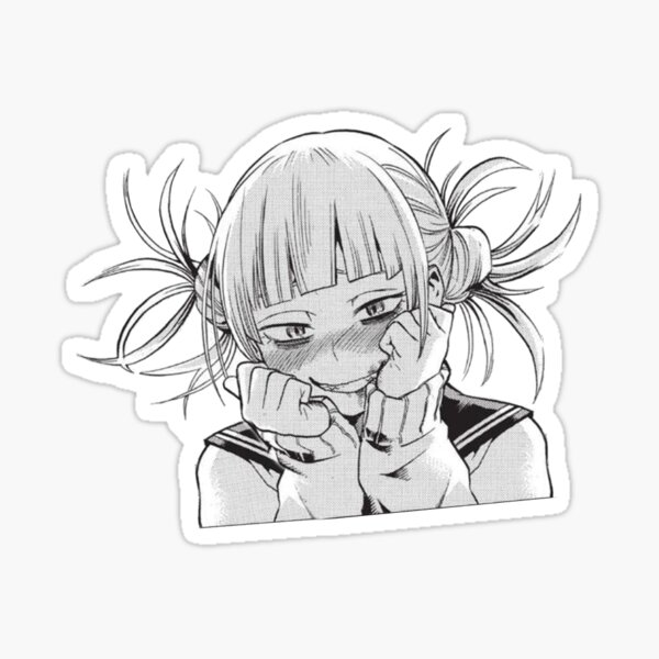 Cute Toga Sticker Sticker