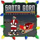 2018 Santa Gorn Design by ttt-pod