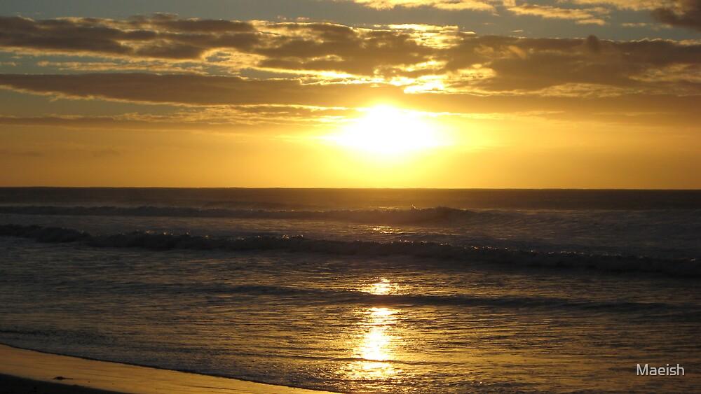 A New Dawn by Maeish
