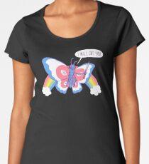 Butterfly Knife Women's Premium T-Shirt