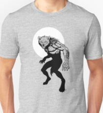 Loup-garou Homme T-Shirt