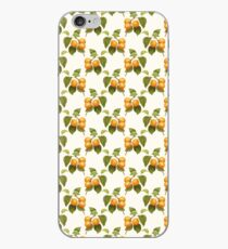 Apricot Print iPhone Case