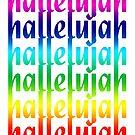 Hallelujah  by blessitshop