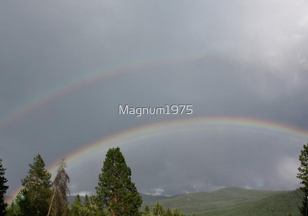 Triple Rainbow? by Magnum1975