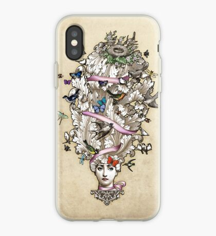 Her Wild Life iPhone Case