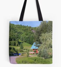 Mont Pontbriand ! Tote Bag