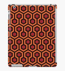 Overlook Hotel Carpet  iPad Case/Skin