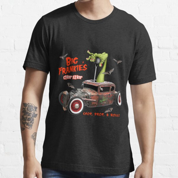 Big Frankies Chop Shop 2 Essential T-Shirt