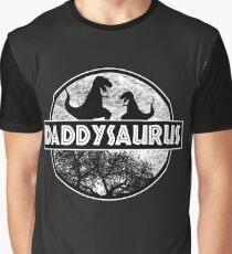 Daddysaurus Graphic T-Shirt