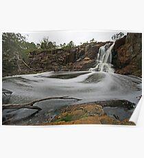 Nigretta Falls Poster