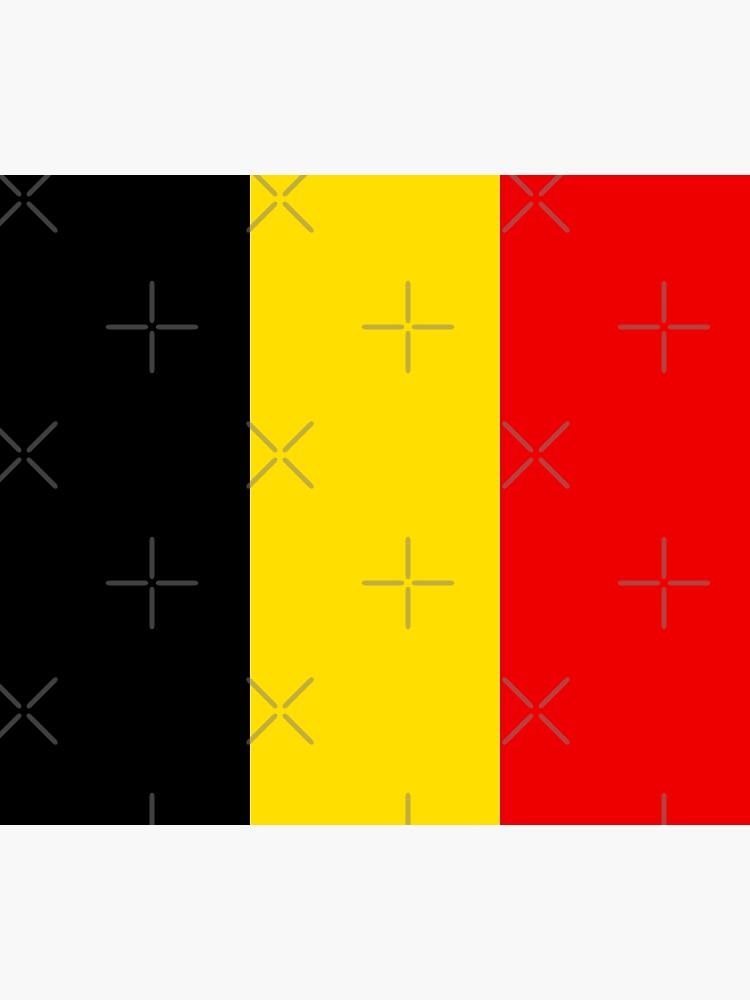 Belgium Flag by AlaskaExtreme