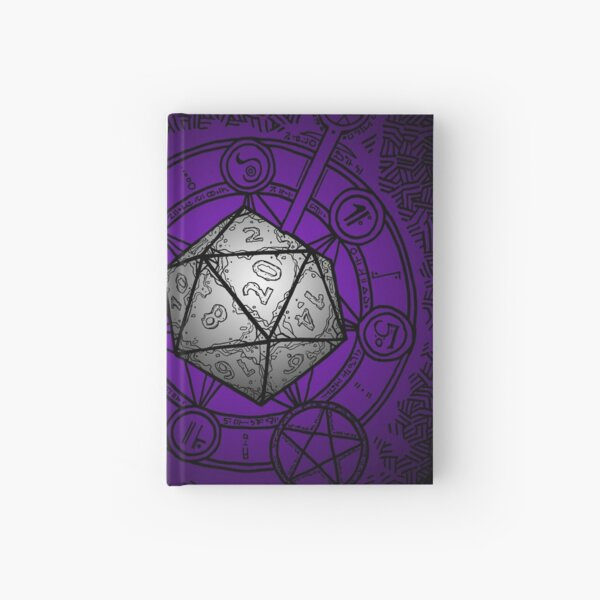 The Magic 20 Hardcover Journal