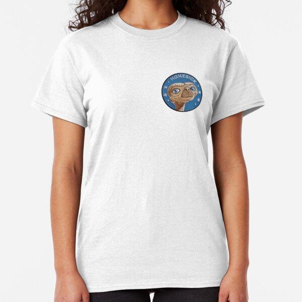 """E.T. """"Homesick"""" Logo Classic T-Shirt"""