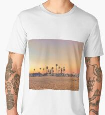 Classic California View Men's Premium T-Shirt