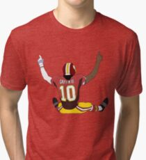 Robert Griffin III Celebration Tri-blend T-Shirt