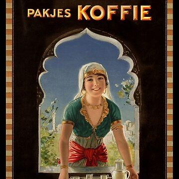 Van Nelle's Koffie (Coffee) by dianegaddis