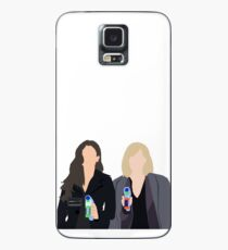 Debbie and Lou Case/Skin for Samsung Galaxy