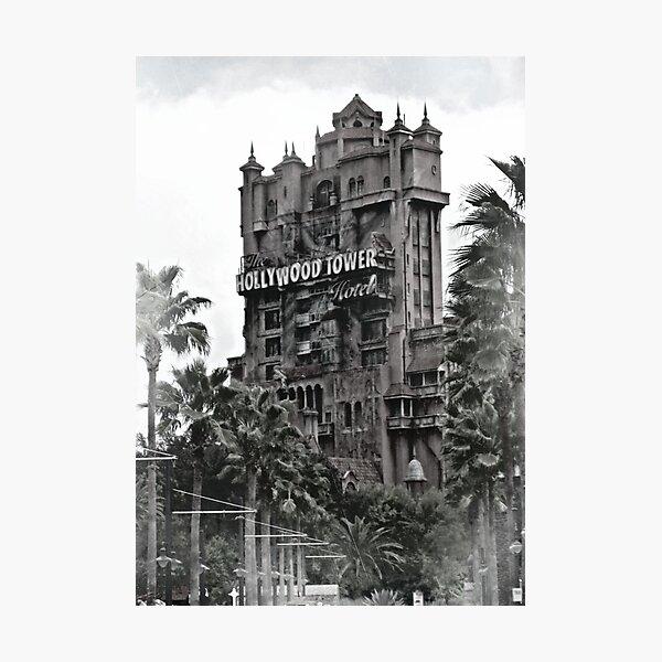 Tower of Terror Photographic Print