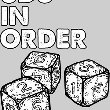 3d6 in Order. D&D's Original Hardcore Mode by DysonLogos