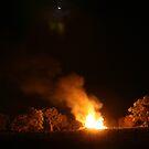 Bonfire! by annofsilhouette