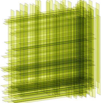 Green transparent stochastic  by suranyami