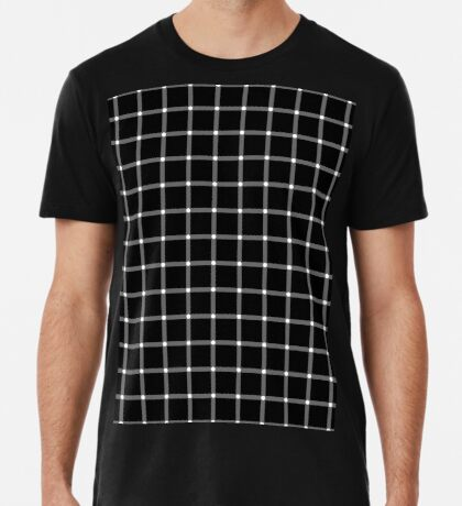 Scintillating Grid Premium T-Shirt
