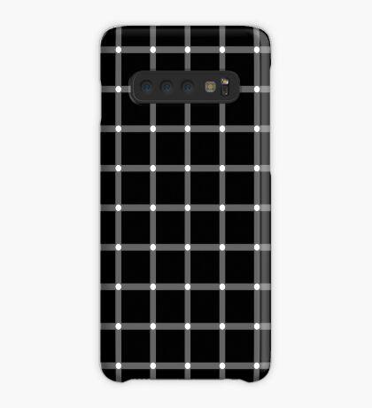 Scintillating Grid Case/Skin for Samsung Galaxy