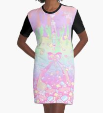 Sick Baby  Graphic T-Shirt Dress