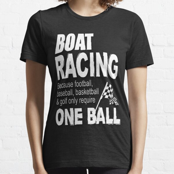 Boat racing and speed on the water fans Essential T-Shirt