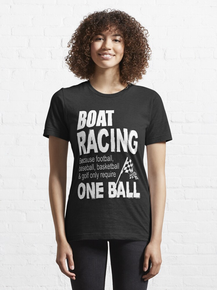 Alternate view of Boat racing and speed on the water fans Essential T-Shirt