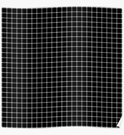 Scintillating Grid Poster