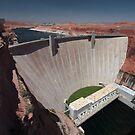 Glen Canyon Dam by Daniel Owens