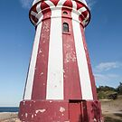 Horby Lighthouse, Watsons Bay by Silvia Tomarchio