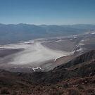 Dante's View, Death Valley by Daniel Owens
