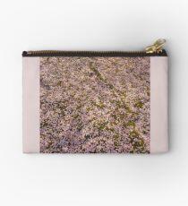 Snowing Sakura Petals in Spring Studio Pouch