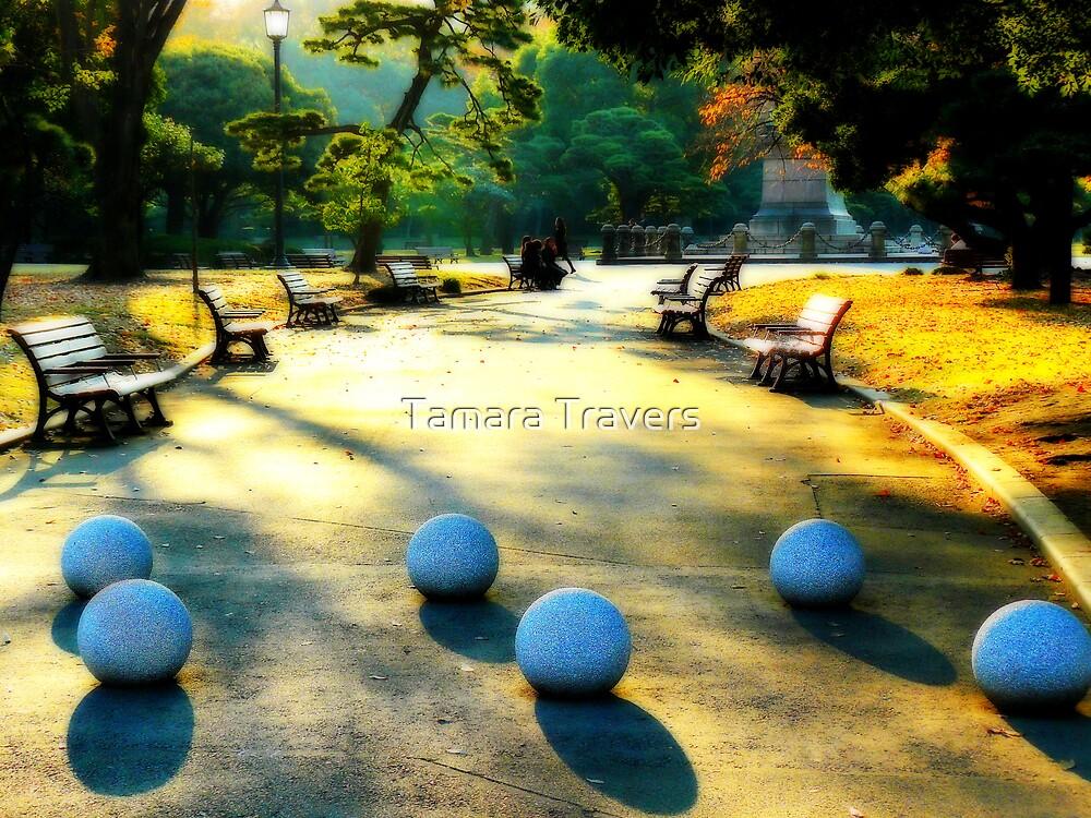 Autumn in Tokyo by Tamara Travers