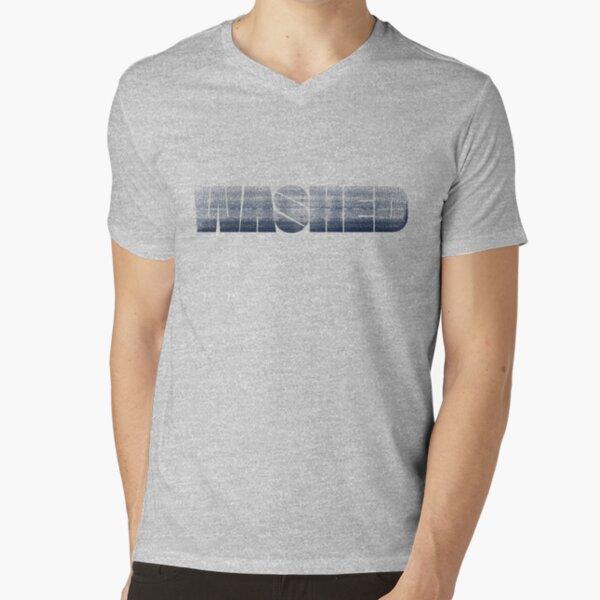 I am washed V-Neck T-Shirt