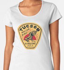 Tucson Roller Rink Women's Premium T-Shirt