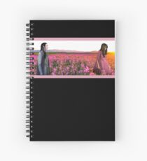 Standing Still - The Deceiver  Spiral Notebook