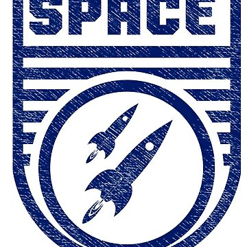 Space by RoyalT-shirts