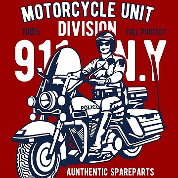 MOTORCYCLE OFFICER by Super3
