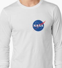 Camiseta de manga larga Nasa