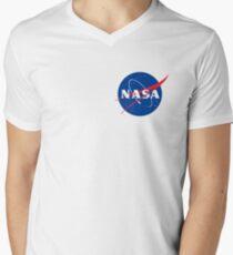 Nasa Men's V-Neck T-Shirt